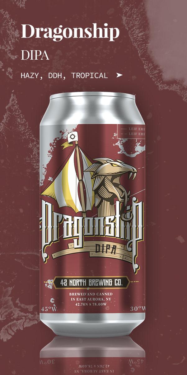 Dragonship DIPA