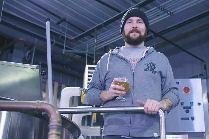 The Northerners: Head Brewer Matt Matuszewski