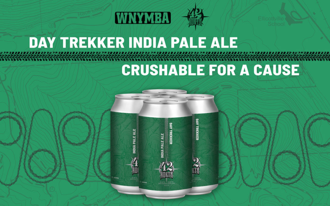 Day Trekker IPA: Crushable for a Cause