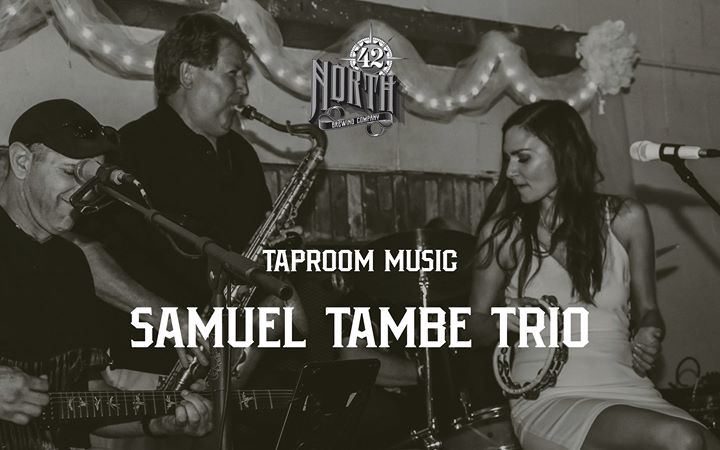 Live w/ Samuel Tambe Trio