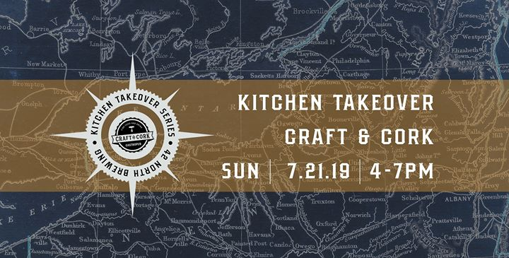 Kitchen Takeover: Craft & Cork