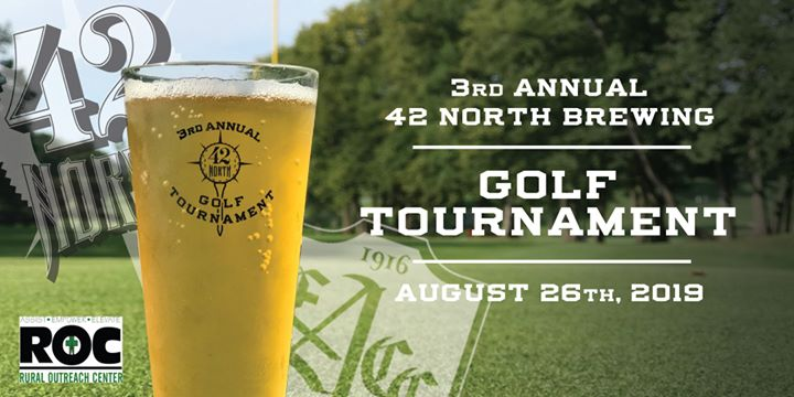 3rd Annual 42 North Golf Tournament