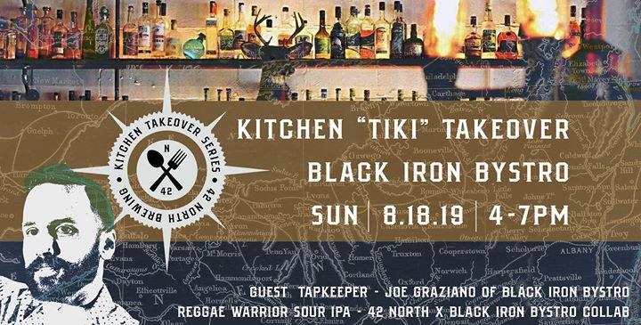 Kitchen Takeover: Black Iron Bystro