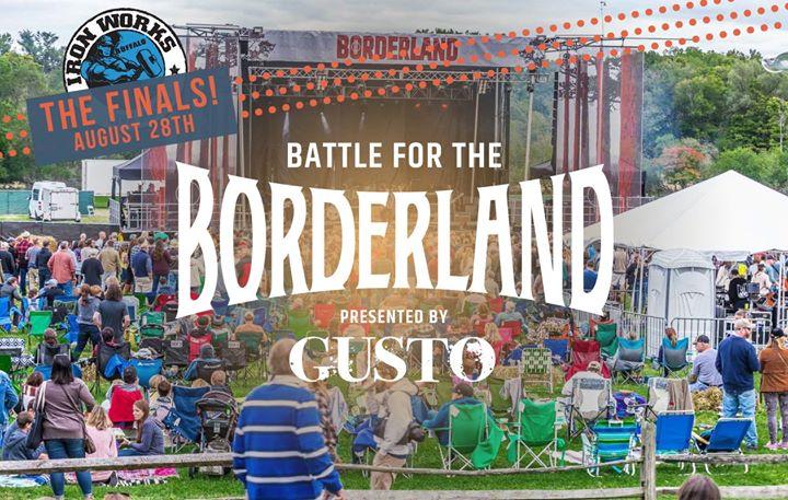 Battle For The Borderland Finals – AUG 28