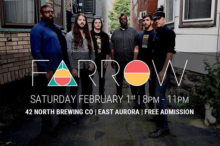 Farrow at 42 North Brewing Co