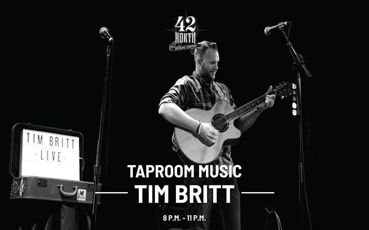 Live w/ Tim Britt