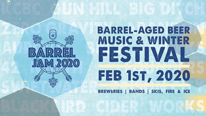 Barrel Jam 2020