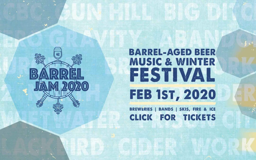 Barrel Jam Festival Tickets