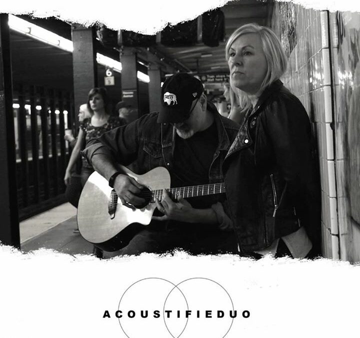 Acoustifieduo at 42 North Brewing