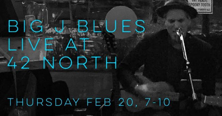 An Evening of The Blues at 42 North