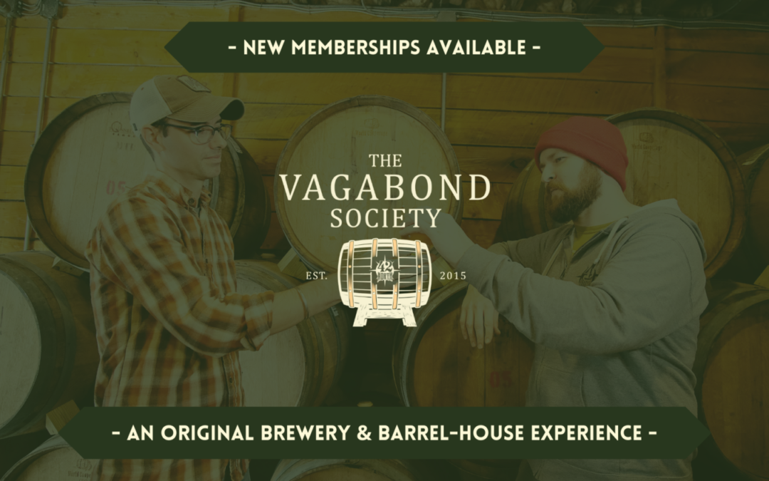 Join the Vagabond Society – New Memberships Now Available