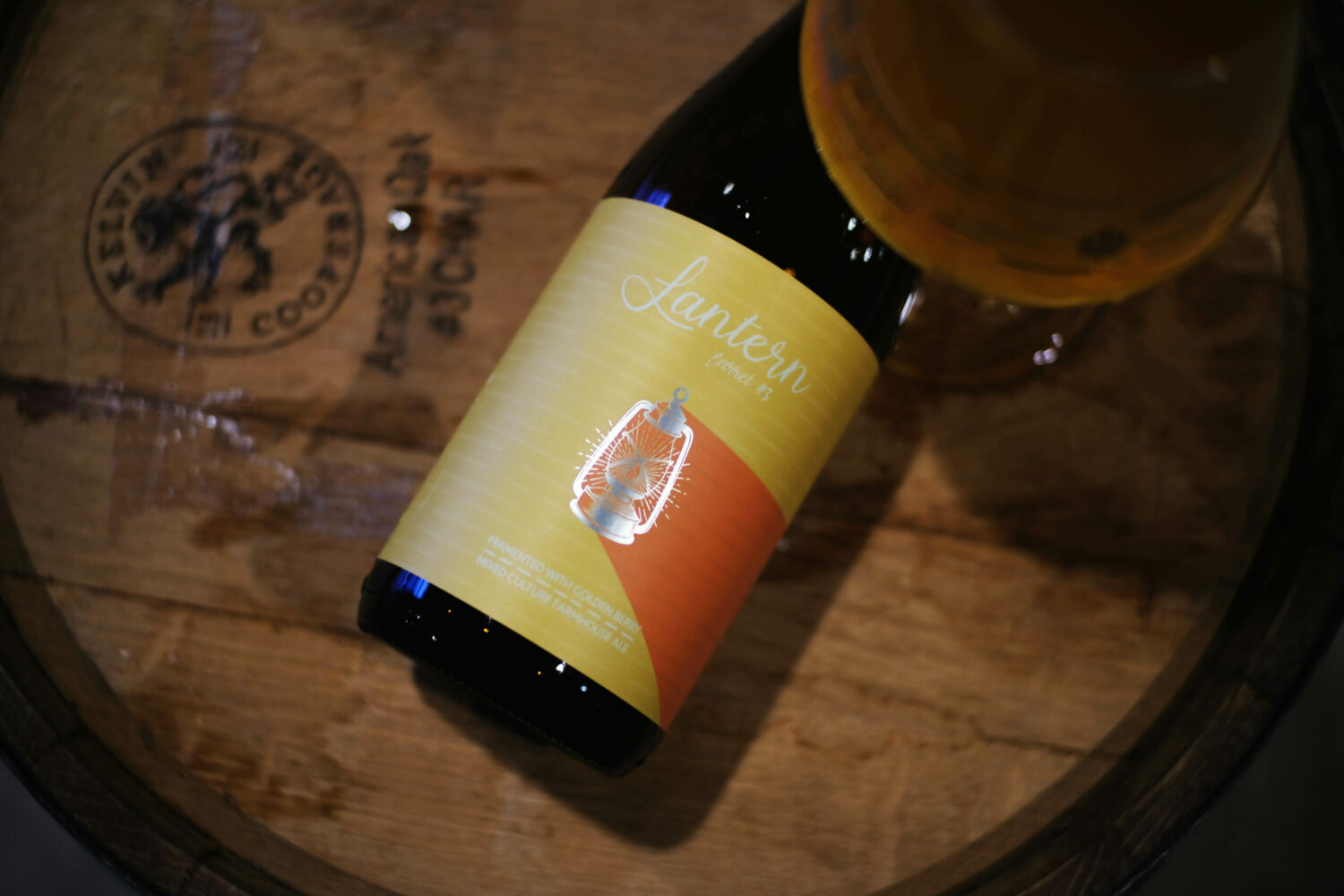 New Barrel-Aged Blonde Projects From The 42 Below Barrel-House